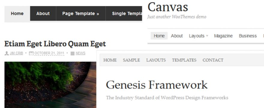 Gastbericht: WordPress Theme Frameworks – Beyond the Theme