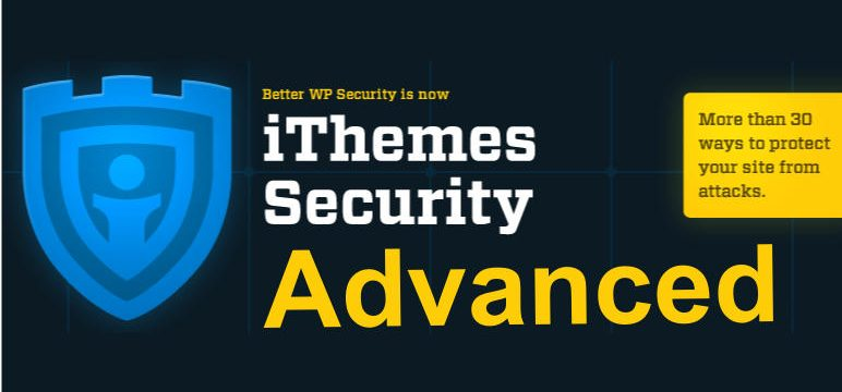 iThemes Security Advanced Banner